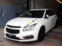 Bán Chevrolet Cruze 1.8LTZ đời 2015, màu trắng, giá cạnh tranh