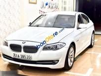 Cần bán lại xe BMW 5 Series 528i đời 2012, màu trắng