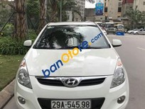 Bán Hyundai i20 đời 2012, màu trắng