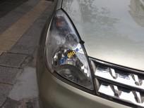 Bán xe Nissan Grand livina 1.8 AT đời 2010, màu vàng