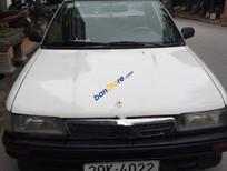 Cần bán lại xe Toyota Corolla 1.6 MT đời 1990, màu trắng, nhập khẩu Nhật Bản