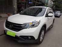 Bán ô tô Honda CR V 2.0AT đời 2014, màu trắng, nhập khẩu chính chủ