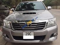 Cần bán xe Toyota Hilux 2015, màu bạc, giá cạnh tranh