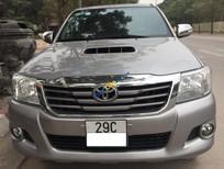 Cần bán xe Toyota Hilux E 2015, màu bạc, nhập khẩu, giá 535tr