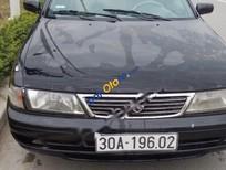 Cần bán lại xe Nissan Sunny 1.6 MT đời 1996, màu đen, nhập khẩu chính chủ, 118tr