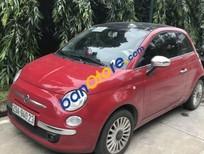 Cần bán xe Fiat 500 AT năm sản xuất 2009, màu đỏ, nhập khẩu, giá 450tr