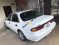 Cần bán Hyundai Sonata MT đời 1996, màu trắng chính chủ