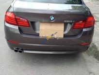 Cần bán gấp BMW 5 Series 520i đời 2013, màu nâu, nhập khẩu nguyên chiếc ít sử dụng