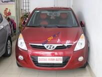 Cần bán gấp Hyundai i20 1.4 AT đời 2012, màu đỏ, xe nhập