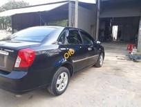 Xe Daewoo Lacetti MT đời 2011, màu đen, giá chỉ 250 triệu