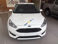 Bán Ford Focus 1.5L Sport đời 2018, màu trắng, giá bán có thương lượng