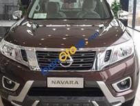 Bán xe Nissan Navara 2.5 AT đời 2017, màu nâu, 639 triệu