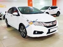 Bán xe Honda City 1.5 AT đời 2015, màu trắng