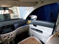 Bán Hyundai Verna 1.4AT đời 2009, màu bạc, nhập khẩu