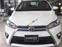 Bán ô tô Toyota Yaris G đời 2017, màu trắng, nhập khẩu nguyên chiếc, giá chỉ 582 triệu