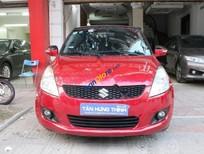 Bán Suzuki Swift 1.4 AT đời 2014, màu đỏ số tự động, giá tốt