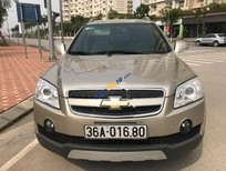 Bán xe Chevrolet Captiva LTZ Maxx 2.0 AT đời 2010 ít sử dụng