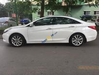 Chính chủ bán Hyundai Sonata Y20 2.0 AT đời 2011, màu trắng, xe nhập