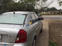 Cần bán xe Hyundai Verna đời 2008, màu bạc, nhập khẩu nguyên chiếc