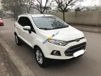 Cần bán xe Ford EcoSport Titanium năm 2016, màu trắng