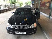 Cần bán Daewoo Magnus 2.5 AT năm sản xuất 2004, màu đen, xe nhập chính chủ, giá 200tr