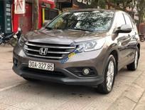 Cần bán xe Honda CR V năm sản xuất 2013, màu nâu chính chủ, 780 triệu