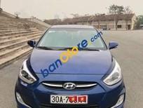 Bán Hyundai Accent Blue năm 2015, màu xanh lam