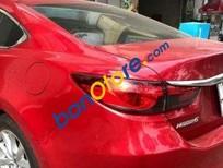 Bán xe Mazda 6 AT đời 2016, màu đỏ
