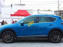 Cần bán lại xe Mazda CX 5 năm 2013, màu xanh lam