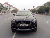 Cần bán Audi Q7 3.6 2008, màu đen, nhập khẩu nguyên chiếc