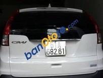 Chính chủ bán xe Honda CR V năm 2013, màu trắng