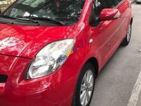 Bán Toyota Yaris 1.3 AT sản xuất năm 2009, màu đỏ, xe nhập chính chủ, 395tr