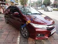 Bán Honda City sản xuất 2017, màu đỏ xe gia đình, giá 576tr