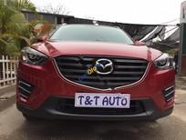 Cần bán Mazda CX 5 năm 2017, màu đỏ giá cạnh tranh