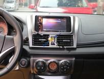 Cần bán xe Toyota Yaris 1.5G AT đời 2017, màu trắng, nhập khẩu nguyên chiếc, số tự động
