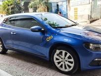 Cần bán xe Volkswagen Scirocco sản xuất năm 2011, màu xanh lam, nhập khẩu