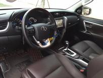 Bán Toyota Fortuner 2.7 AT năm sản xuất 2017, màu trắng, nhập khẩu nguyên chiếc như mới