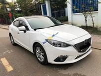 Cần bán Mazda 3 1.6 AT 2016, màu trắng, giá chỉ 629 triệu