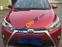 Cần bán xe Toyota Yaris đời 2016, màu đỏ, giá tốt