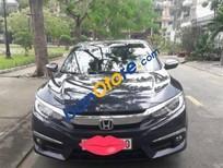 Bán Honda Civic đời 2017, màu xanh lam, nhập khẩu