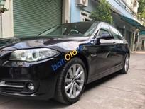 Bán BMW 5 Series 520i đời 2016, màu đen