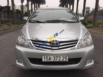 Chính chủ bán Toyota Innova G sản xuất 2010, màu bạc