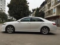 Gia đình cần bán Camry 2.4AT SE màu trắng nhập Mỹ đăng ký chính chủ