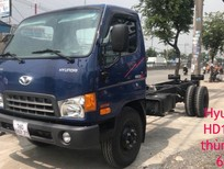 Xe tải Hyundai HD120SL tải trọng 8 tấn thùng 6m3 nhập CKD tại Cần Thơ, An Giang, Kiên Giang, Bạc Liêu