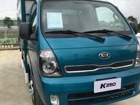 Bán xe tải Kia mới, xe tải 1 tấn 9/ 0.99 tấn, xe tải K200, xe tải máy dầu Euro 4