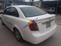 Bán ô tô Daewoo Lacetti sản xuất 2004, màu trắng