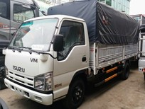 Xe tải Isuzu 3,5 tấn QHR650, thùng 4,3 mét