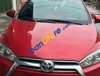 Bán ô tô Toyota Yaris 1.3 AT đời 2015, màu đỏ, giá chỉ 600 triệu