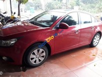 Cần bán gấp Daewoo Lacetti SE đời 2010, màu đỏ, nhập khẩu nguyên chiếc