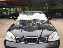 Bán Daewoo Lacetti EX 1.6 2006, màu đen như mới
